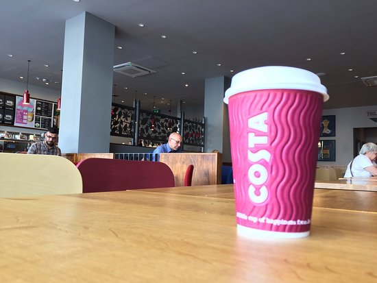 The New Costa On The Moor Is Brill Spacious Quiet And Cool