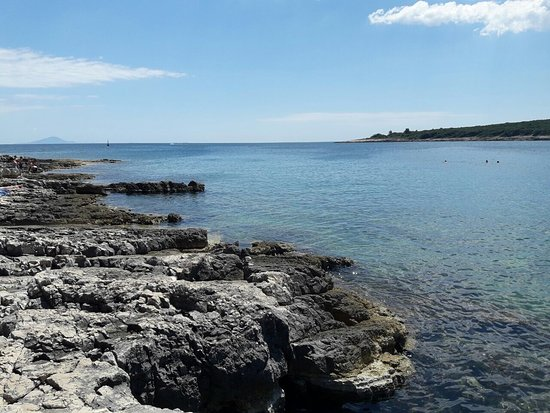 Loborika, Хорватия: Duga Uvala, a pochi minuti d'auto dall'agriturismo