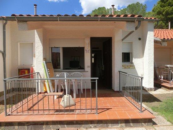 Gavorrano, Italy: Terrazzino