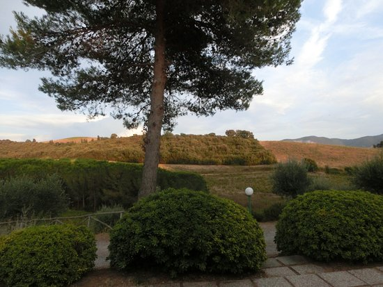 Gavorrano, Italy: Vista