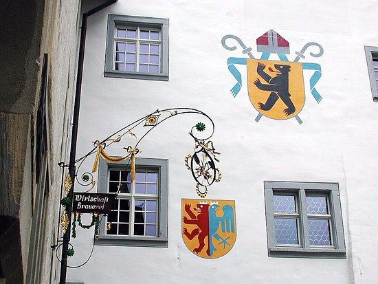 Wil, Swiss: Fassade