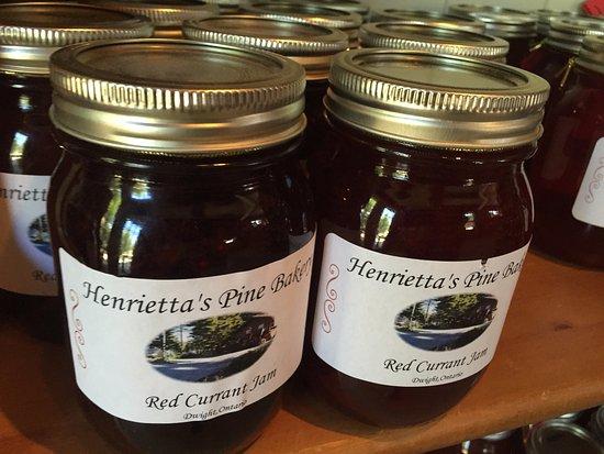 Henrietta's Pine Bakery: Jam