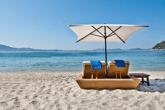 Formentor, a Royal Hideaway Hotel: Formentor Beach