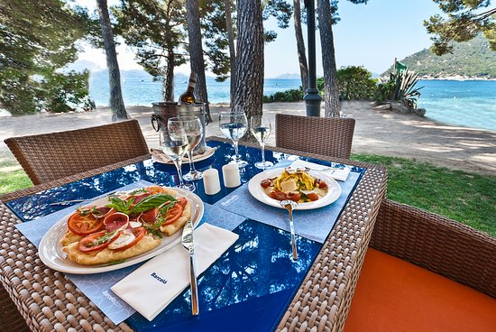 Formentor, a Royal Hideaway Hotel: Restaurant La Veranda