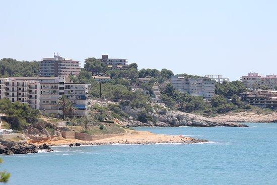 Costa Dorada, España: Коста-Дорада, Средиземное море