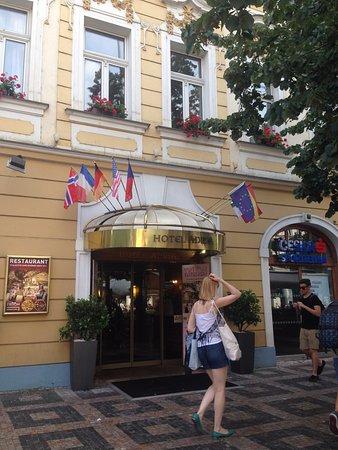 Bilde fra Adria Hotel Prague