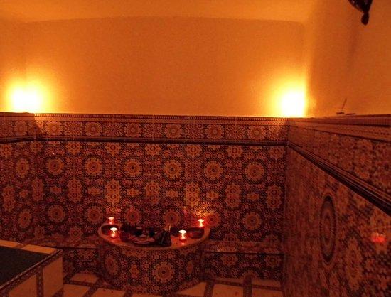 Sale, Maroc : Hammam