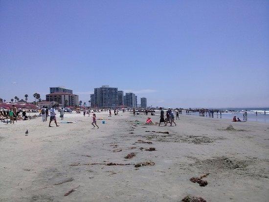 Κορονάντο, Καλιφόρνια: Playas extensas y tranquilas