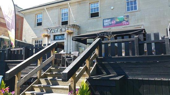 Yates Bournemouth