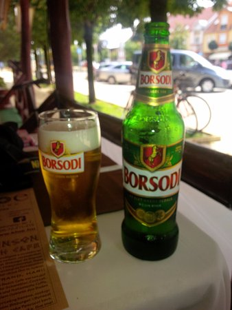 Harkany, Hongaria: piwo