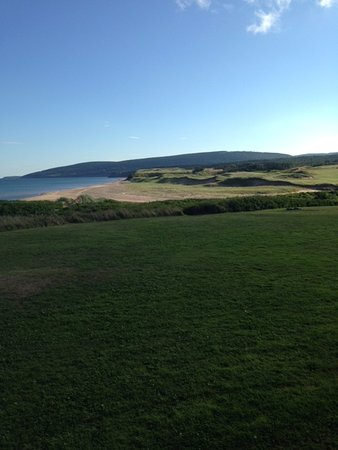 Inverness Beach Village: View from our cottage! Stunning!