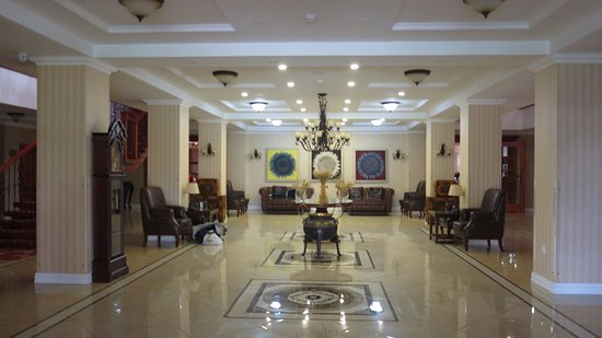 Darkhan-Uul Province, Mongolia: Lobby