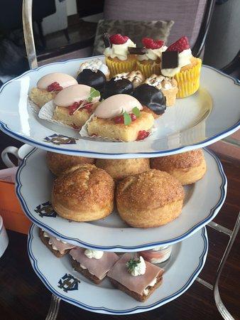 grand afternoon tea stockholm