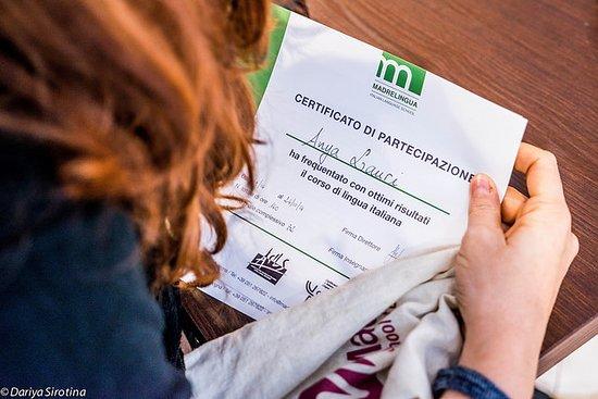 Madrelingua Scuola di Italiano