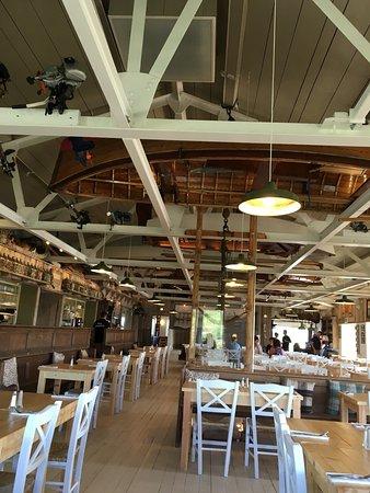 Trearddur Bay, UK: Sea Shanty Cafe, Treaddur Bay