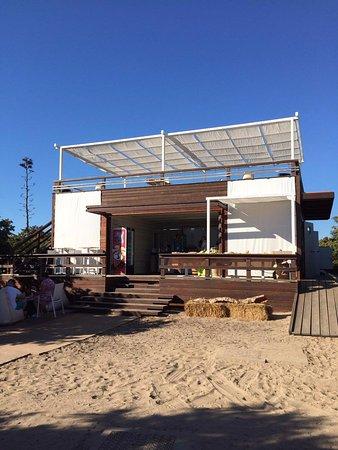 Narbolia, إيطاليا: beach bar