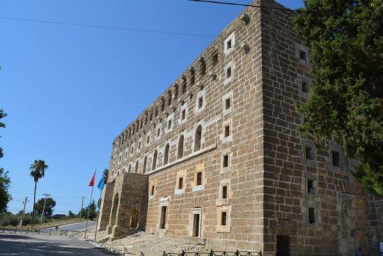 Aspendos Ruins and Theater: Aspendos