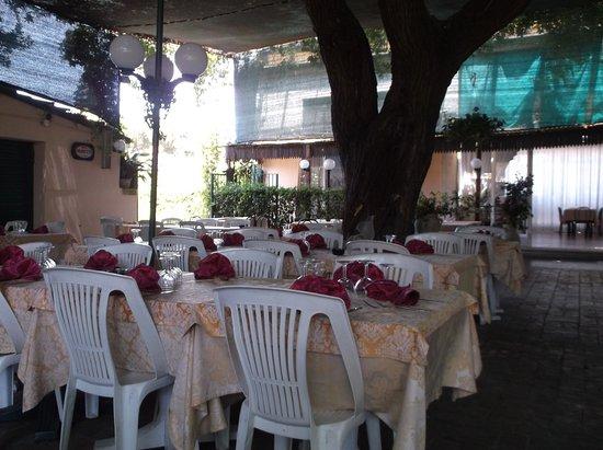 Hotel Orto di Roma: The hotel's restaurant