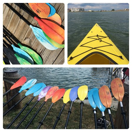 Nantasket Kayaks