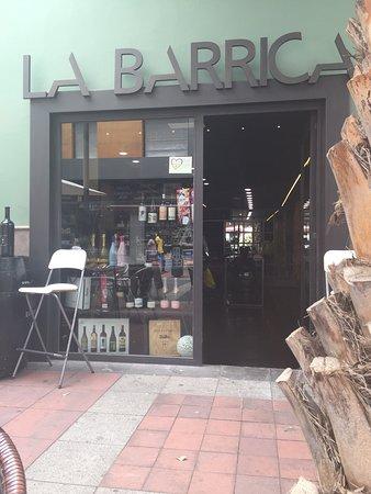 La Barrica Vinoteca