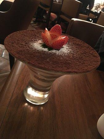 Alfredo's Steakhouse: ティラミス