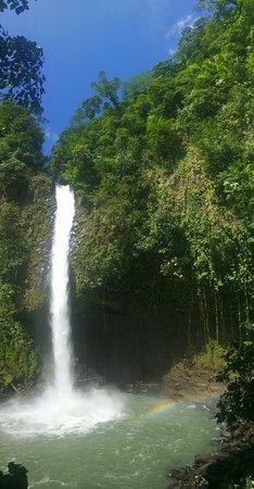 El Castillo, Costa Rica: Cascata La Fortuna
