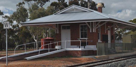 Wickepin Station