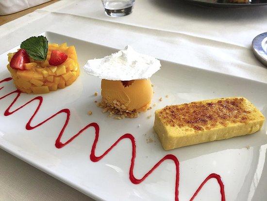 Image result for Chez Fonfon desserts