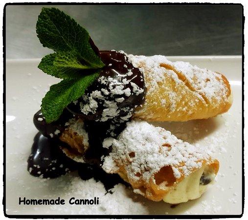 La Capannina: Cannoli