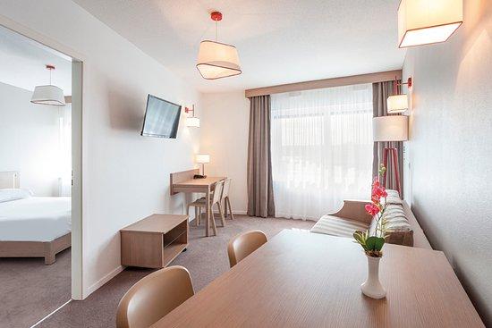appart 39 city mulhouse centre france voir les tarifs et. Black Bedroom Furniture Sets. Home Design Ideas