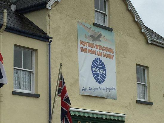 Foynes, Irlanda: Esterno