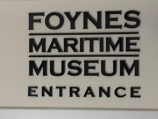 Foynes, Irlanda: ingresso