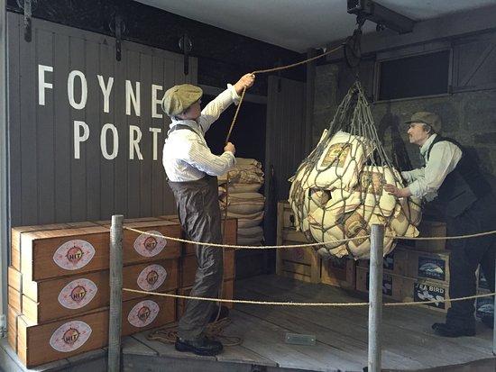 Foynes, Irlanda: museo