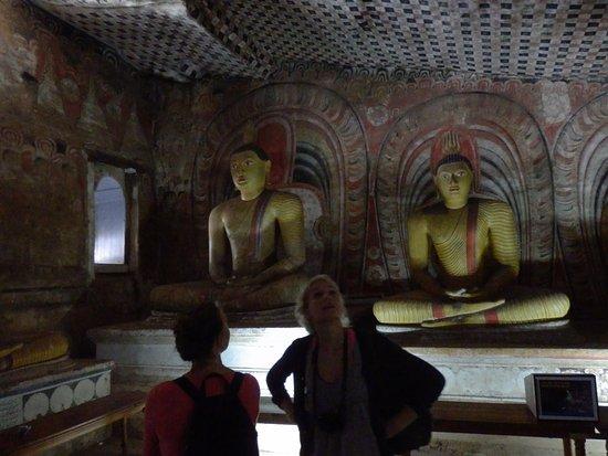 Дамбулла, Шри-Ланка: Buddha Statue 04