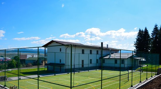 Toplita, رومانيا: sports field