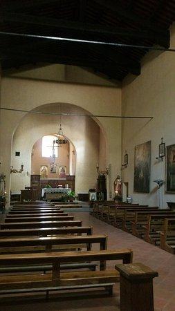 Roccalbegna, อิตาลี: Interno
