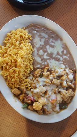 Red Oak, TX: Mamacita's Restaurant