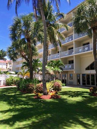 Best Western Plus Beach Resort Ft Myers Florida