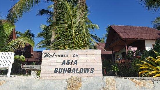 Asia Bungalows Foto