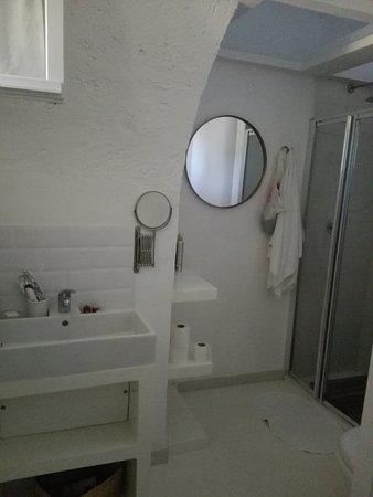 Masseria San Domenico Oria B&B: Il bagno