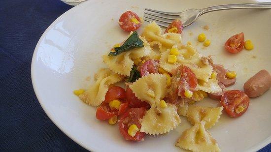 Boscoreale, Italia: Insalata di Pasta Fredda
