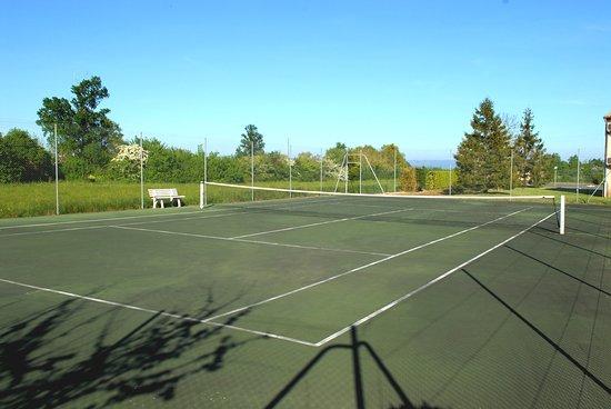 Saix, Francia: tennis