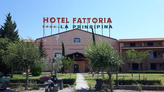Principina Terra, Italien: Hotel