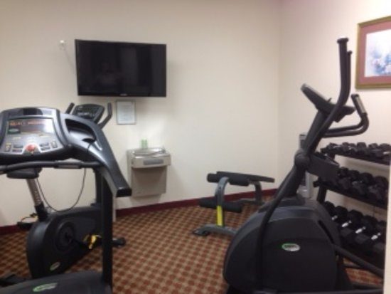 WaKeeney, KS: Exercise room