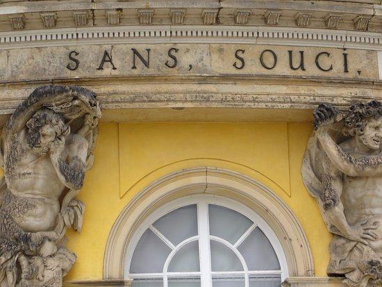 Parc de Sanssouci : No worries