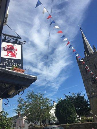 Sidbury, UK: Red Lion Inn