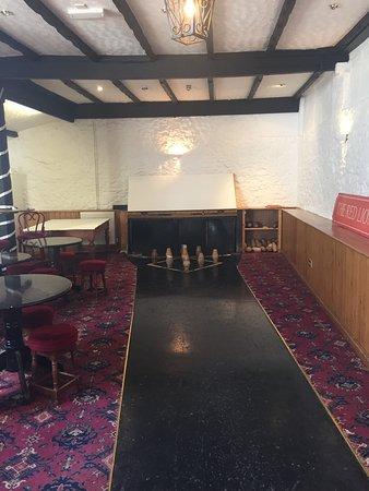Sidbury, UK: Skittle Alley/ Function Room