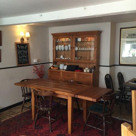 Sidbury, UK: Dining Area