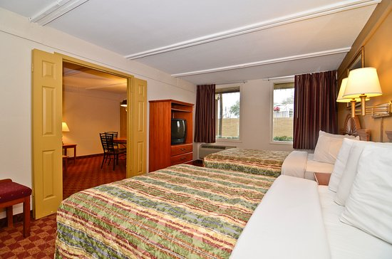Athens, Teksas: Two Double Deluxe Suite
