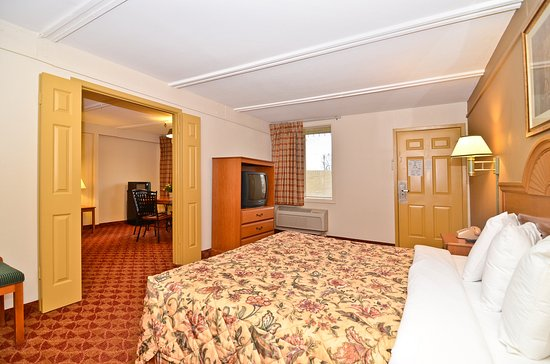 Athens, Teksas: Two Room Suite